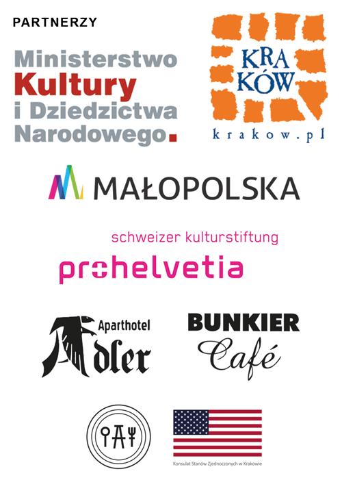 Partnerzy festiwalu KJJ 2012