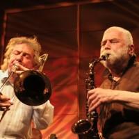 Peter Brötzmann & Johannes Bauer