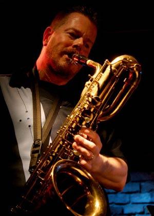 Ken Vandermark fot. B. Winiarski