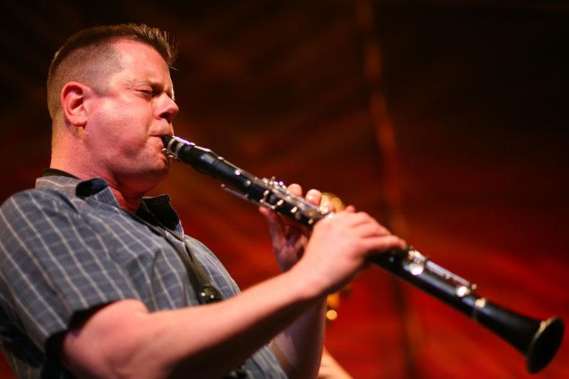 Ken Vandermark (fot. K.Penarski)