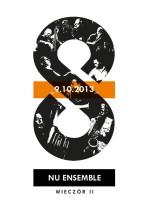 Wydarzenie: NU ENSEMBLE – wieczór II