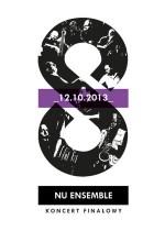 Wydarzenie: NU ENSEMBLE – Koncert finałowy
