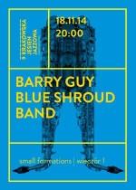 BLUE SHROUD BAND – small formations (wieczór I )
