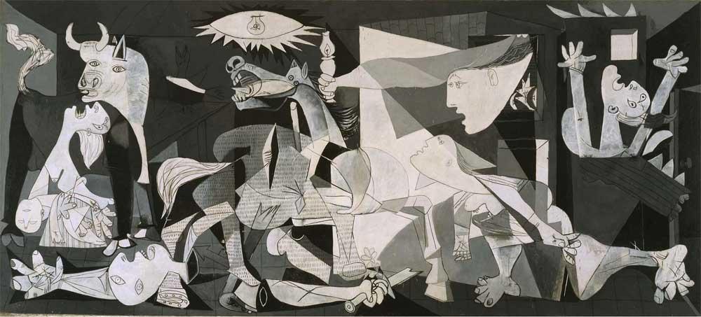 Guernica-Pabla-Picassa