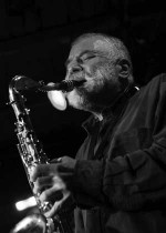 Peter Brötzmann /  Steve Noble / Jason Adasiewicz Trio
