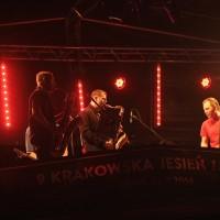 THE EX & BRASS UNBOUND phot. K.Penarski