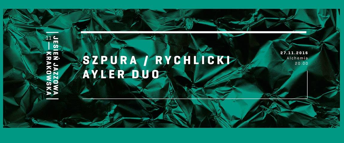 Szpura / Rychlicki Ayler Duo – Polska scena improwizowana